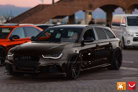 audi rs6 avant on vossen by momoyak 2 by momoyak on deviantart