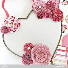 valentines home decor hugs u0026 kisses diy valentine u0027s day home decor pebbles inc