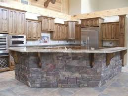 18 best stone kitchen bar island images on pinterest home