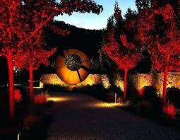 Colored Landscape Lighting Multi Color Landscape Lights Landscape Light Outdoor Aluminum Led