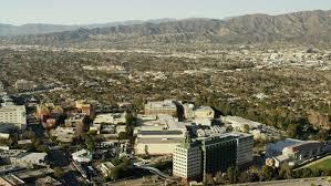 California travel city images Los angeles usa 2016 aerial california america warner bros jpg