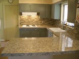Pictures Of Kitchen Backsplashes With Granite Countertops Backsplash With Granite Countertop 4 In Stove Pipe Backsplash
