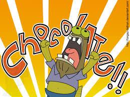 Chocolate Meme Spongebob - that freakin chocolate fish by torgaz dethan on deviantart