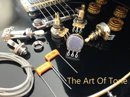 wiring upgrade kits for guitars