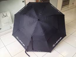 lexus logo merchandise lexus umbrella large u2013 city lexus shop