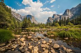 Yosemite Valley Map How To Spend One Awesome Day In Yosemite National Park