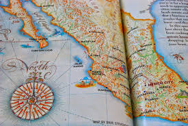Taxco Mexico Map by Cupcakes And Crablegs Seven Cities In Mexico To Get Great Food