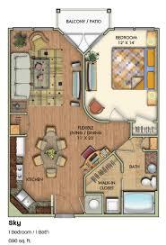 floorplans sky lofts atlanta planner house u2022 pinterest