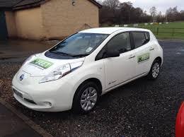 nissan leaf zero deposit electric vehicle u2013 nissan leaf fintry development trust