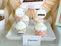 peach little lamb baby shower baby shower ideas themes games