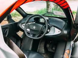 renault twizy interior test de renault twizy 2015 autocosmos com