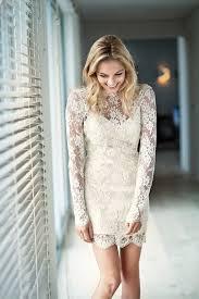 109 best short above knee wedding dresses images on pinterest