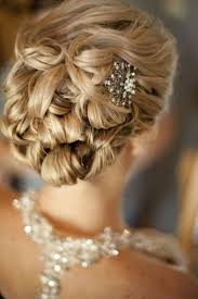 bridal hairstyles medium length 238 best wedding hairstyle images on pinterest hairstyles
