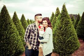 christmas tree farm family baby photography pinterest