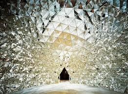 swarovski sede wattens i mondi di cristallo di swarovski