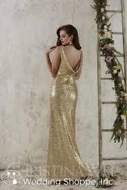 wu wedding dresses gold sequin wu bridesmaid dresses weddingbee
