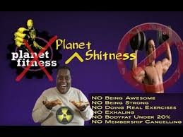 planet fitness youtube