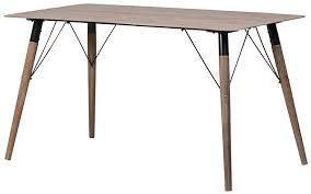 laminate top dining table buy loft large laminate top dining table online cfs uk