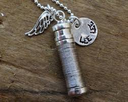 jewelry for ashes of loved one silver urn etsy