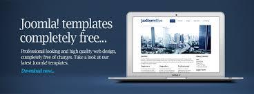 free joomla templates by hurricane media high quality web design