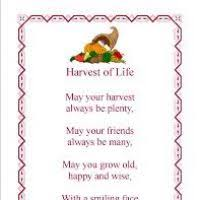 harvest poems divascuisine