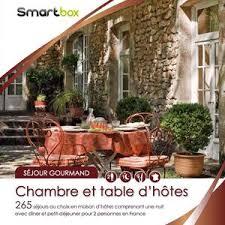 coffret smartbox table et chambre d hote calaméo smartbox chambre table d hôtes