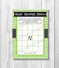 baby shower bingo game cards printable bingo cards baby shower