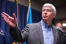 halloween city flint michigan flint water crisis governor rick snyder opens investigation