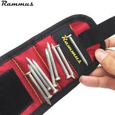 magnetic bracelet tool images Rammus 13 8 39 39 wrist support strong magnetic for screw nail holder jpg
