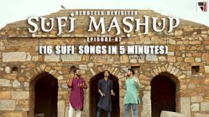 sufi songs mashup 16 songs in 5 minutes devotees insanos feat