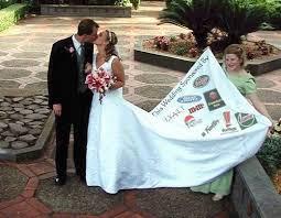 concept mariage est la mode le mariage sponsorisé