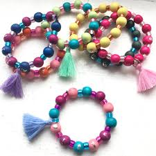fashion beaded bracelet images Mindful beads bracelet kit jpg
