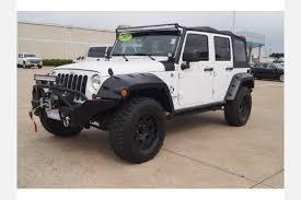 edmunds jeep wrangler used jeep wrangler for sale in desoto tx edmunds