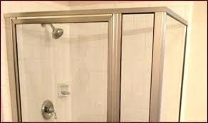 Sealing Glass Shower Doors Glass Shower Door Seal Glass Shower Door Replacement Shower Door
