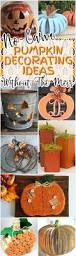 pumpkin decorating ideas with carving 23 adorable pumpkin decorating ideas without carving and the mess