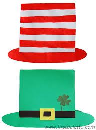 easy paper hat craft kids u0027 crafts firstpalette com