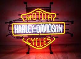 harley davidson lighted signs neon signs google search signs pinterest neon
