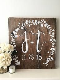 monogrammed wedding gifts 1680 best images about weddings on rustic country