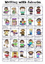 Identifying Adverbs And Adjectives Worksheets 323 Free Esl Adverbs Worksheets