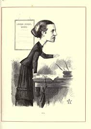 19th century caricatures of charles darwin mark twain h m