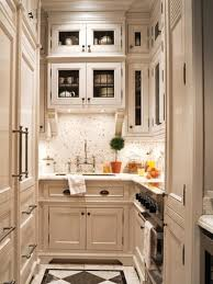 Kitchen Design Ideas Photo Gallery Bright Small Kicthen Design With Wooden Kitchen Cabinet And White