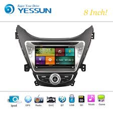 car dvd player wince system for hyundai elantra 2012 2016 8 inch