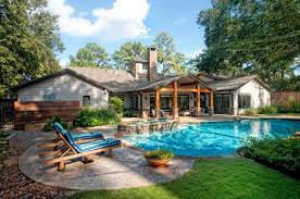 Patio And Pool Designs Outstanding Traditional Swimming Pool Designs For Any Backyard