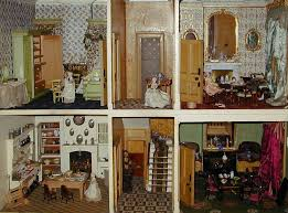 dolls house interiors doll house miniaturesfor sale books mags