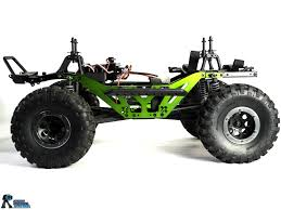 mud truck lift kit by strc for axial scx10 chassis making a mega mud truck