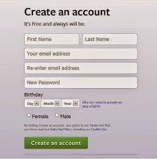 membuat form html online cara membuat form pendaftaran menggunakan html dengan mudah