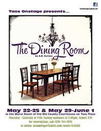 19 ar gurney the dining room soulpepper play balances nostalgia