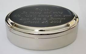 engraved jewelry engraved jewelry box makeitakeepsake
