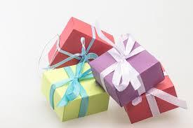 Gift Packages Free Photo Packet Loop Packages Made Gifts Christmas Loop Max Pixel