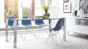 large glass top dining table startling company chrome glass top dining table nd halo dining